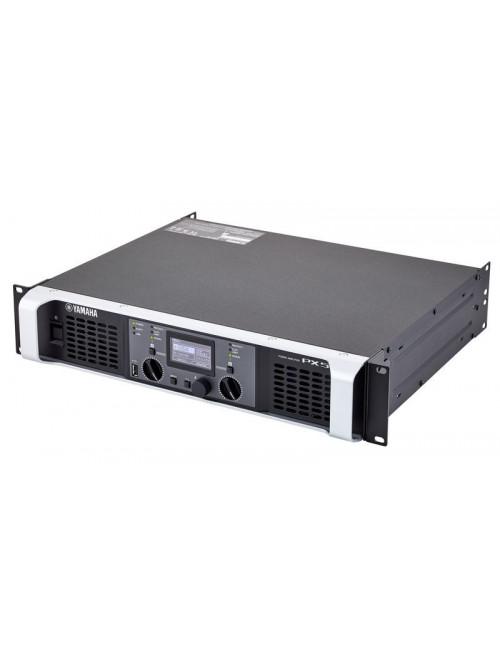 AMPLI PX5 YAMAHA 2X500W/ 8ohm 2X 800W/ 4ohm
