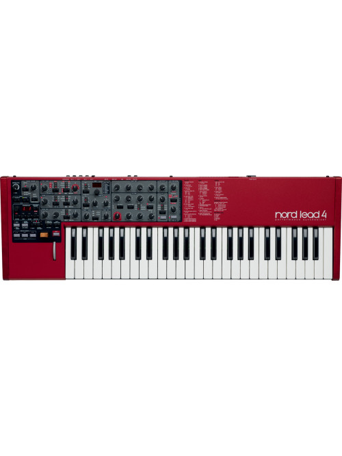 SYNTHETISEUR NORD LEAD 49 NOTES A MODELISATION ANALOGIQUE