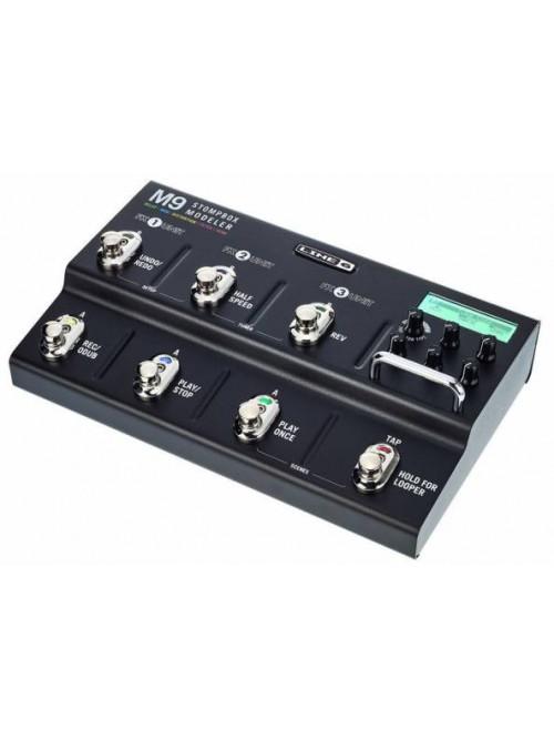 MUTI-EFFET POUR GUITARE LINE6 M9 Stompbox Modeler