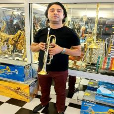 #congratulations🎉 #trompette_orientale_yamaha #ytr4435  #sonomusic_tunisia