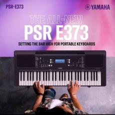 Le Yamaha PSR-E373 est parfait l'apprentissage et l' amusement ! 😃🎹 #psre373 #sonomusic_tunisia