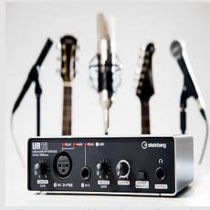 L'interface audio UR12 vous procure un son cristallin et des enregistrements riches en détails avec une plage dynamique impressionnante ! 😀🆕 #ur12steinberg #sonomusic_tunisia