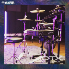 Yamaha #dtxseries  is all what you need to enjoy playing drums ! 🤩⚡🤟 #yamaha_dtxdrums #drumslovers #sonomusic_tunisia