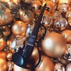On vous propose le violon silencieux YSV104 qui offre un son riche et précis ! 🎻🎧😍 💰Prix : 1968dt après la remise de 10%  couleurs dispo : 🟤 et 🔴 #yamaha_violin #ysv104 #sonomusic_tunisia
