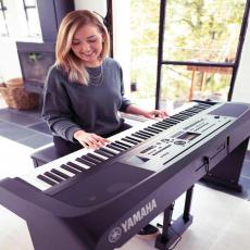 Le DGX-670 est un piano numérique pour profiter de tout, du piano direct au jeu avec d'autres instruments !😍 #yamaha_digital_piano🎹  #yamahadgx670 #sonomusic_tunisia