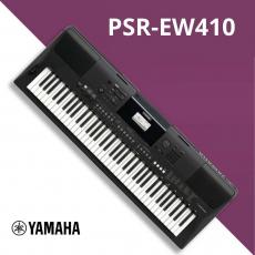 Le clavier arrangeur Yamaha PSR-EW410 est le meilleur clavier 76 notes pour l'exécution facile de tous les styles de musique !😃🎹 #psrew410 #yamahakeyboard #sonomusic_tunisia