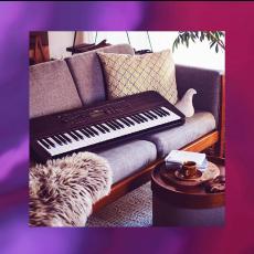 Le clavier PSR-E360 vous offre tout ce dont vous avez besoin pour apprendre le piano 🎹 😍 #psre360ma #psre360 #yamaha_keyboard #sonomusic_tunisia